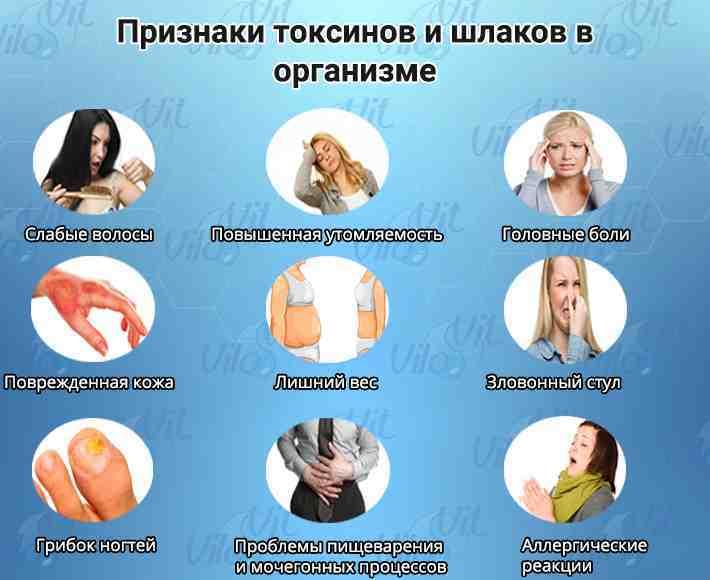 влияние шлаков